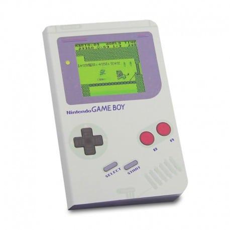 Cuaderno Game Boy
