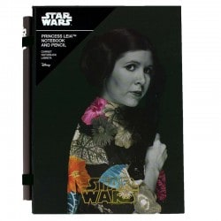Cuaderno Star Wars Princess Leia