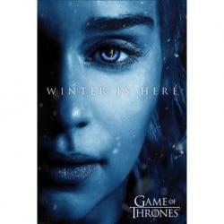 Poster Juego de Tronos Temporada 7 Daenerys