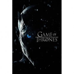 Poster Juego de Tronos Temporada 7 Night King