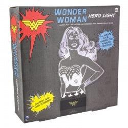 Lampara Dc Comics Mujer Maravilla