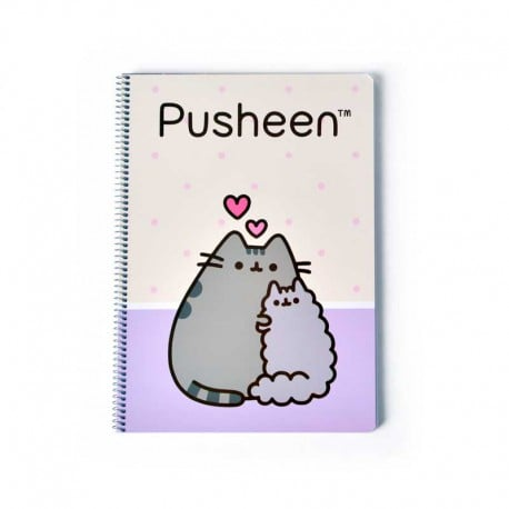 Cuaderno Tapa Dura A4 Pusheen The Cat