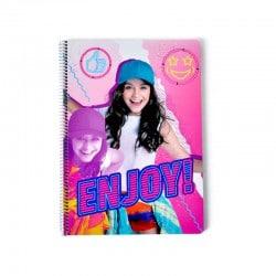 Cuaderno Tapa Dura A4 Soy Luna