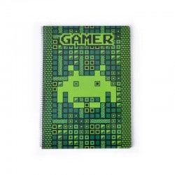 Cuaderno Tapa Dura A4 Gamer