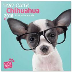 Calendario 2018 Studio Pets Chihuahua