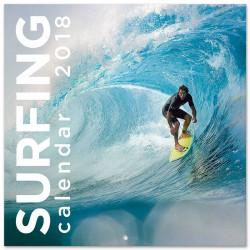 Calendario 2018 Surfing