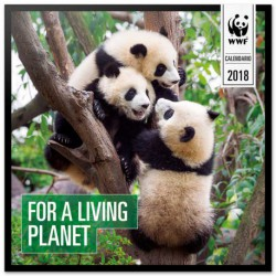 Calendario 2018 WWF