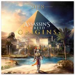 Calendario 2018 Assassins Creed