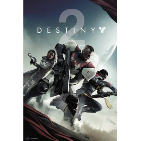 Poster Destiny 2 Key Art