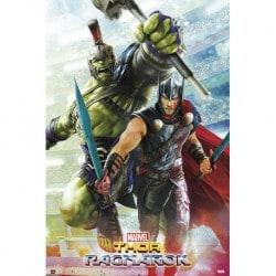 Poster Marvel Thor Ragnarok