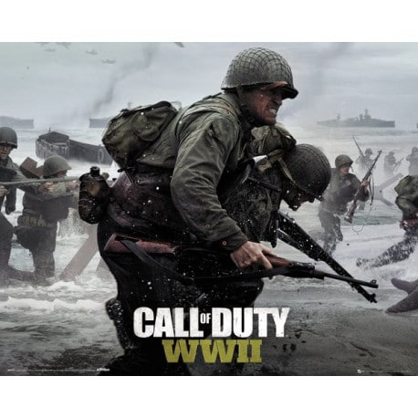 Mini Poster Call of Duty Playa