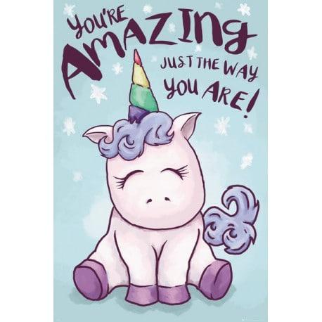 Maxi Poster Unicorn Amazing