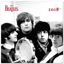 Calendario 2018 The Beatles