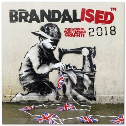 Calendario 2018 Brandalised