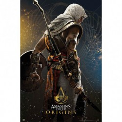 Poster Assassins Creed Origen Heroe