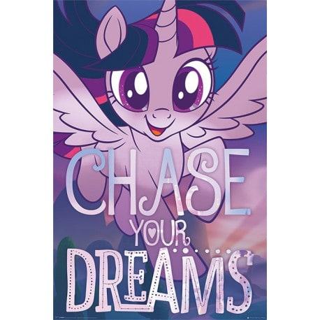 Poster Mi Pequeño Pony (Persigue tu Sueño)