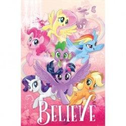 Poster Mi Pequeño Pony (Cree)