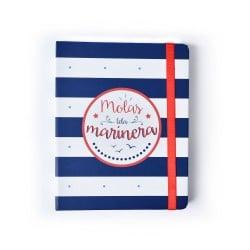 Notebook Premium Plus A5 Amelie Marinero