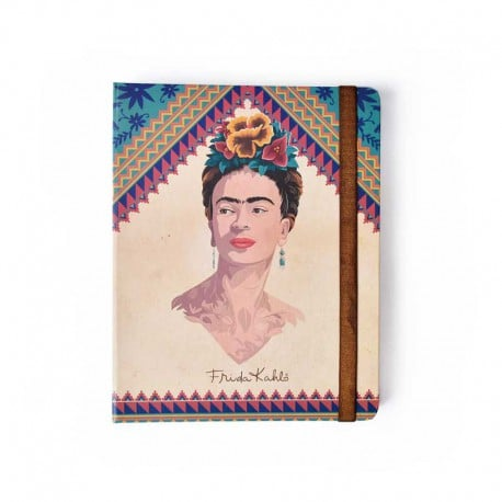 Notebook Premium A5 Plus Frida Kahlo
