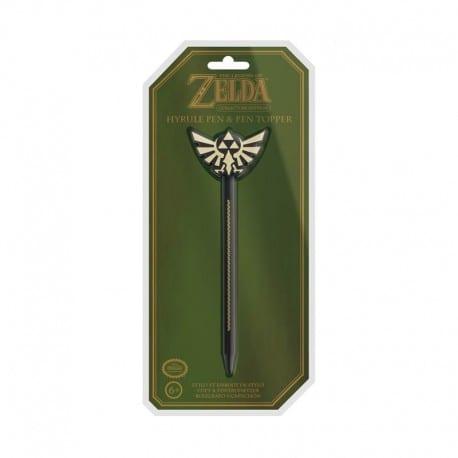 Boligrafo con Topper Hyrule Zelda