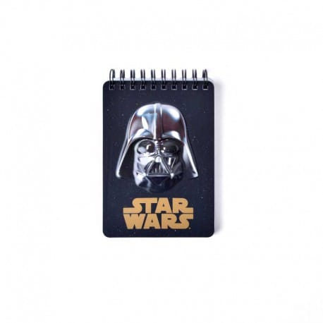 Mini Bloc De Notas 3D Star Wars 1