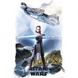 Poster Star Wars VIII Rey