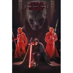 Poster Star Wars VIII Lider Snoke