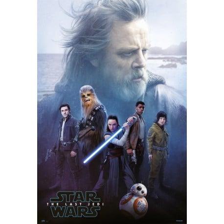 Poster Star Wars VIII Resistencia