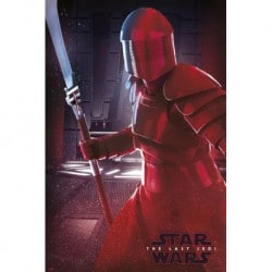 Poster Star Wars VIII Elite Guard