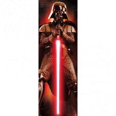 Poster Puerta Star Wars Darth Vader
