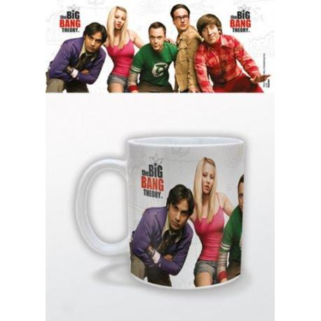 Taza Big Bang Theory Cast