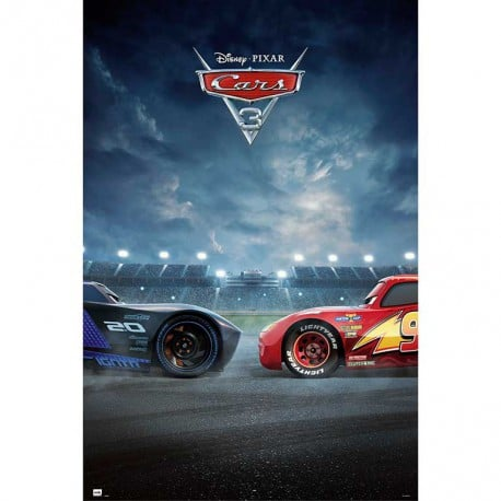 Poster Cars 3 Duel