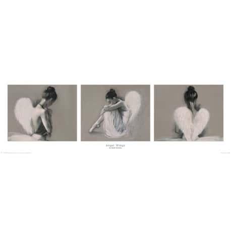 Poster Slim Hazel Bowman Angel Wings