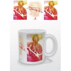Taza Jimi Hendrix Portrait