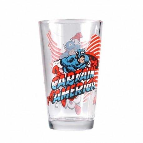 Vaso Marvel Capitan America