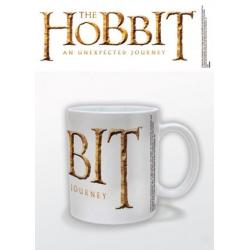 Taza The Hobbit Logo Blanco