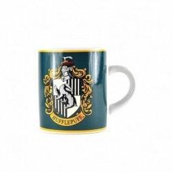 Taza Mini Harry Potter Hufflepuff Crest