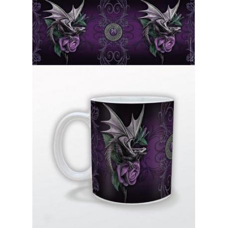 Taza Dragon Beauty