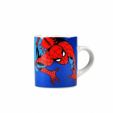 Taza Mini Marvel Spiderman