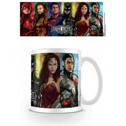 Taza Justice League Banner