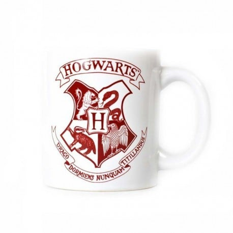 Taza 350ml Harry Potter Hogwarts Crest