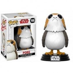 Figura Pop Bobble Star Wars VIII Porg - 9 cm