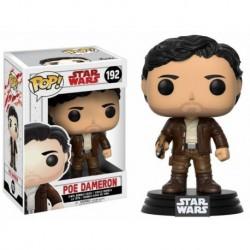 Figura Pop Bobble Star Wars VIII Poe Dameron - 9 cm