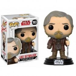 Figura Pop Bobble Star Wars VIII Luke Skywalker - 9 cm