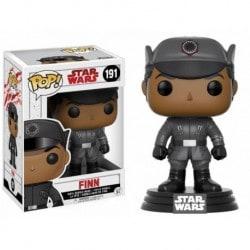 Figura Pop Bobble Star Wars VIII Finn - 9 cm