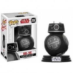 Figura Pop Bobble Star Wars VIII BB 9E - 9 cm