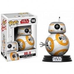 Figura Pop Bobble Star Wars VIII BB 8 - 9 cm