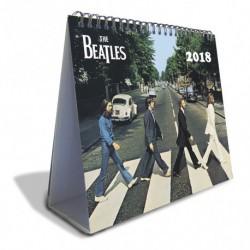 Calendario Sobremesa Deluxe 2018 The Beatles