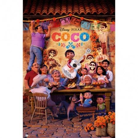 Poster Disney Coco
