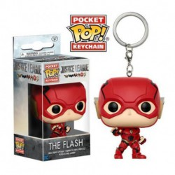 Llavero Pop Dc Comics Liga de la Justicia Flash